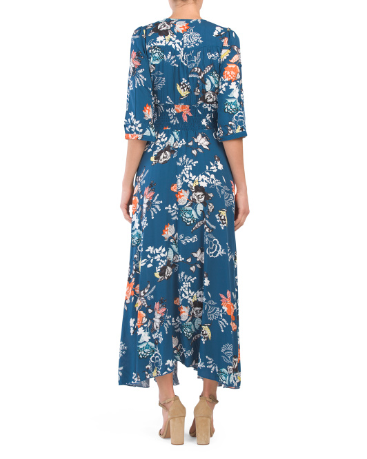 Juniors Mika Indiana Maxi Dress