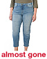 View main image of Made In Usa Plus Alina Ankle  Jeans