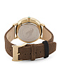 Men's Multi Function Leather Strap Watch