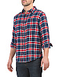 Long Sleeve Flannel Button Down Shirt