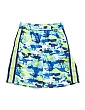 Little Boys Dino Camo Swim Trunks