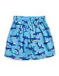 Toddler Boys Shark Swim Trunks