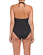 Island Tie Front One-piece Swimsuit
