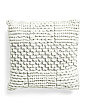 20x20 Textured Knotted Grid Pillow
