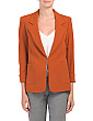 Missy Stretch Crepe Jacket