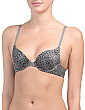 Custom Lift Demi Animal Print Bra