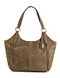 Leather Distressed Daphne Tote
