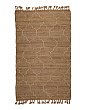 5x8 Hand Woven Natural Fiber Area Rug