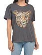 Leopard Printed T-shirt