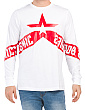 Long Sleeve Star Pullover Top