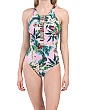 Tummy Control Floral Leah One-piece Swimsuit