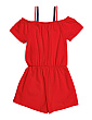 Toddler Girls Cold Shoulder Romper