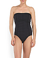 Ladder Back One Piece Swimsuit