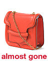 Made In Italy Leather Mini Heroine Chain Crossbody