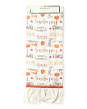 Gobble Words Table Runner