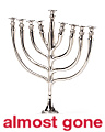 Made In India 13x13 Matte Menorah