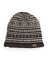 Vintage Fairisle Knit Hat
