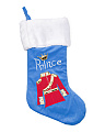 Prince Christmas Stocking