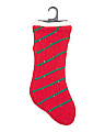 Sparkle Stripe Stocking