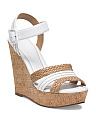 Renata Quarter Strap Wedge