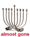 Nickel Menorah
