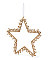Star Fretwork Wreath Ornament