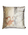 20x20 Authentic Hand Pressed Pillow