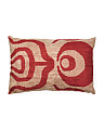 23x15 Silk Velvet Monsa Pillow