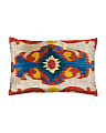 23x15 Silk Velvet Ola Pillow