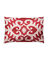 23x15 Silk Velvet Raga Pillow