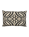 23x15 Silk Velvet Jarsur Pillow