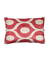 23x15 Silk Velvet Gloria New Pillow