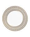 22k Gold Hawthorne Gilt Dinner Plate