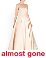 Sleeveless Beaded Ball Gown