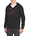 Streak Full Zip Sweatshirt
