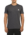 Heathered Workout T Shirt