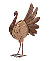 Rustic Wooden Turkey