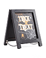 Made In India Halloween Standing Sign