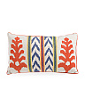 Made In India 14x24 Global Zag Pillow