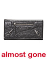 Made In Italy Leather Classic Money Wallet