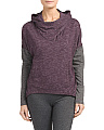 Dolman Sleeve Hooded Top