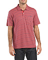Chatham Point Striped Polo