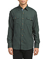 Hyannis Flannel Button Down Shirt