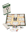 Vintage Clue Book Box Game