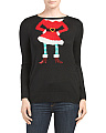 Santa Girl Sweater