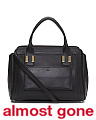 Made In Italy Alice Small Leather Handbag