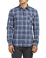 Long Sleeve Allendale Plaid Shirt