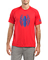 Alter Ego Core Spiderman Shirt