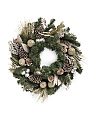 36in Bauble Wreath