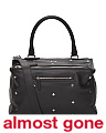 Made In Italy Medium Pandora Leather Tote